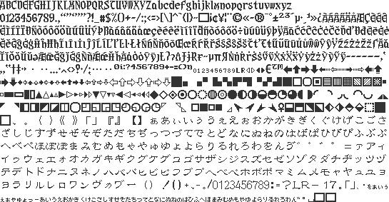 Japanese Font Ttf